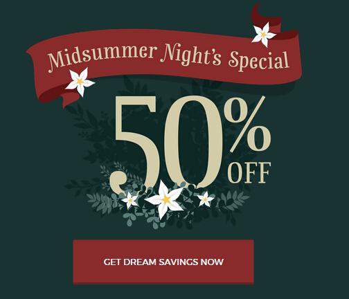 HideMyass VPN 50 OFF midsummer night special