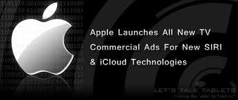 Apple Siri & iCloud technologies