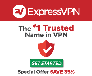 ExpressVPN premium service