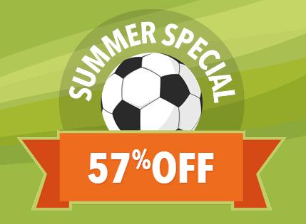 HMA Summer Special sale 2016