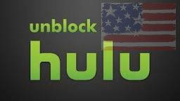 unblock hulu Outside the US