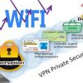VPN Security for pubilc wifi
