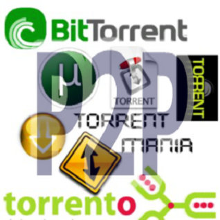 VPN service for p2p/torrent download