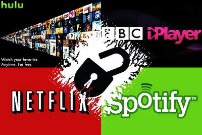 Spotify Hulu BBC-iPlayer Netflix | VPN for streaming