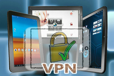 VPN for tablet