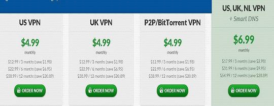 cactusvpn service price plan