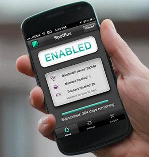 Spotflux for Mobile