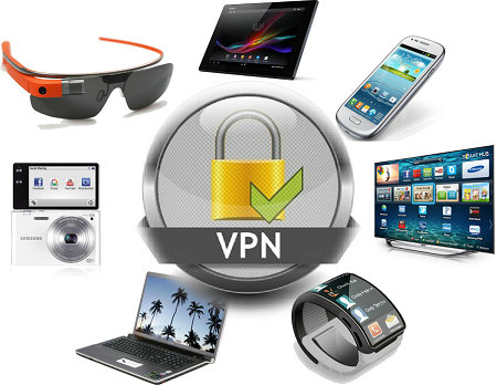 VPN for smart_devices