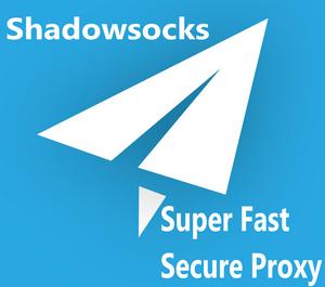 Super fast secure proxy - Shadowsocks
